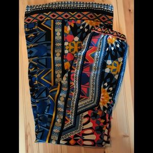Flying Tomato Boho Palazzo Wise leg pants size S